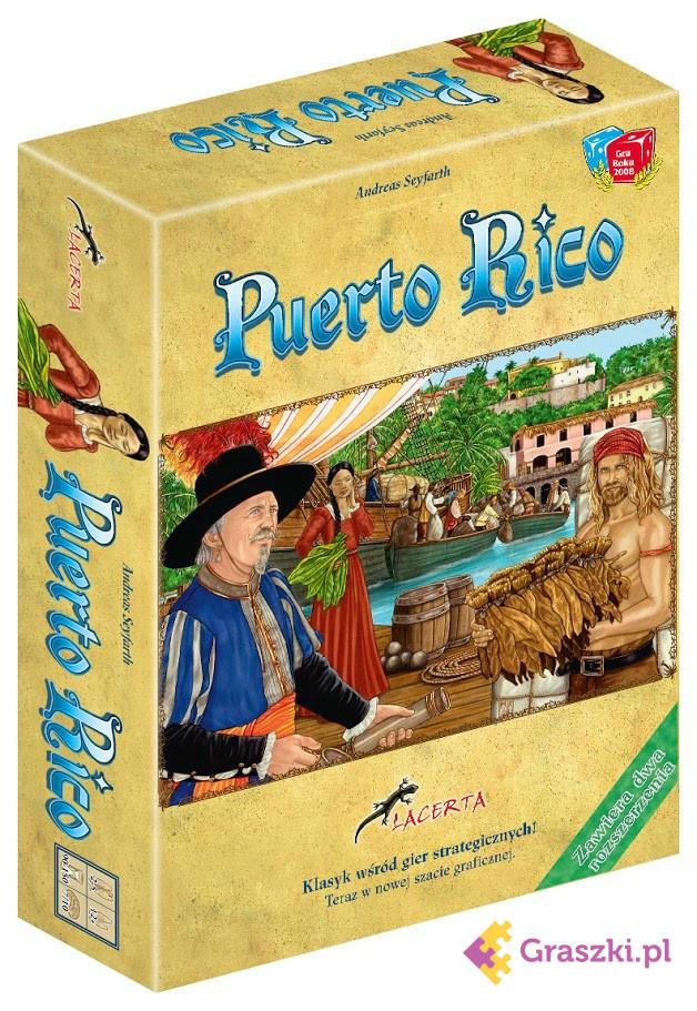 Puerto Rico (nowa edycja) | Lacerta